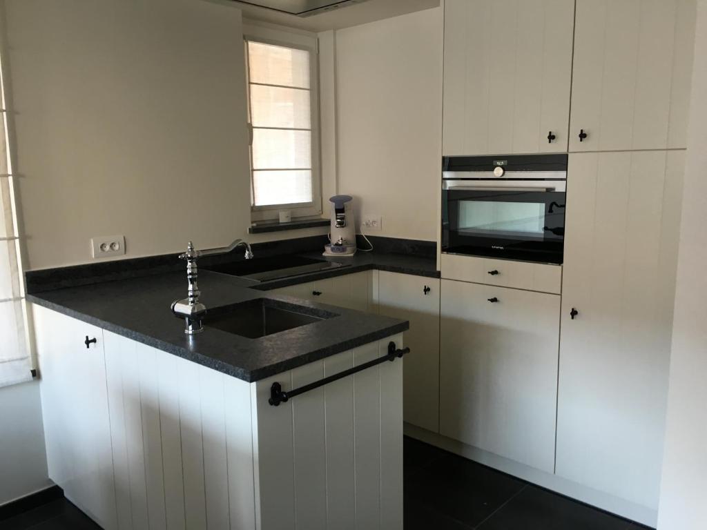 Küche/Küchenzeile in der Unterkunft Merida