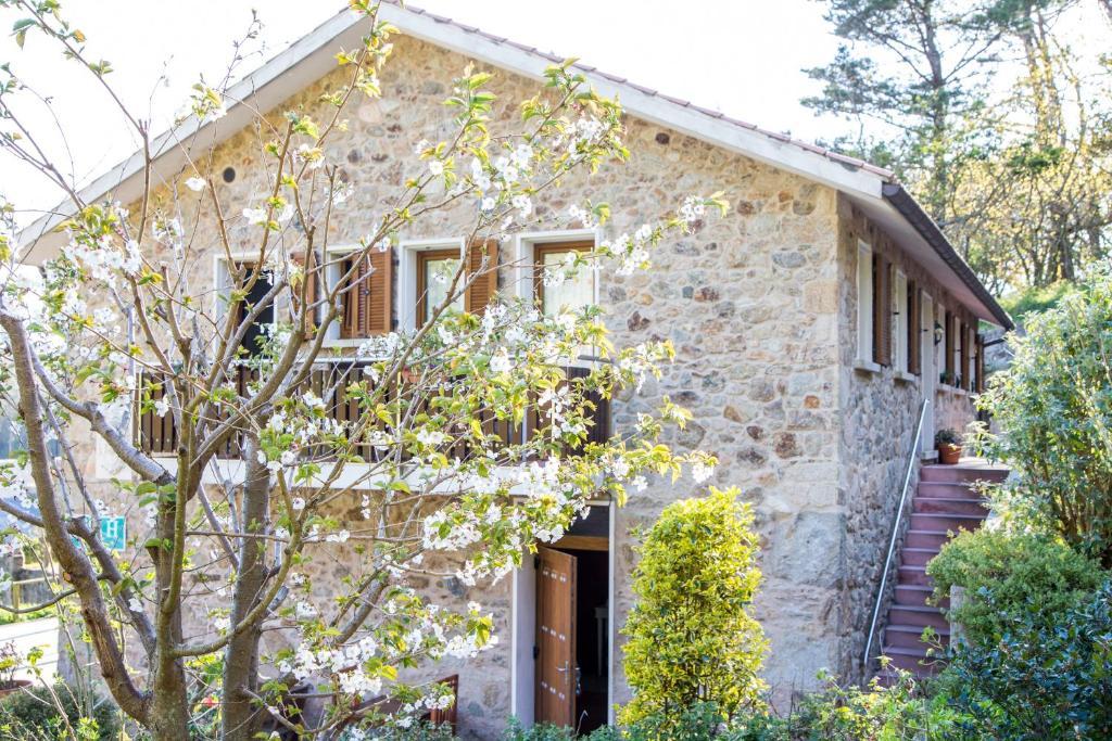 Fachada o entrada de Hotel Rural Fontequeiroso