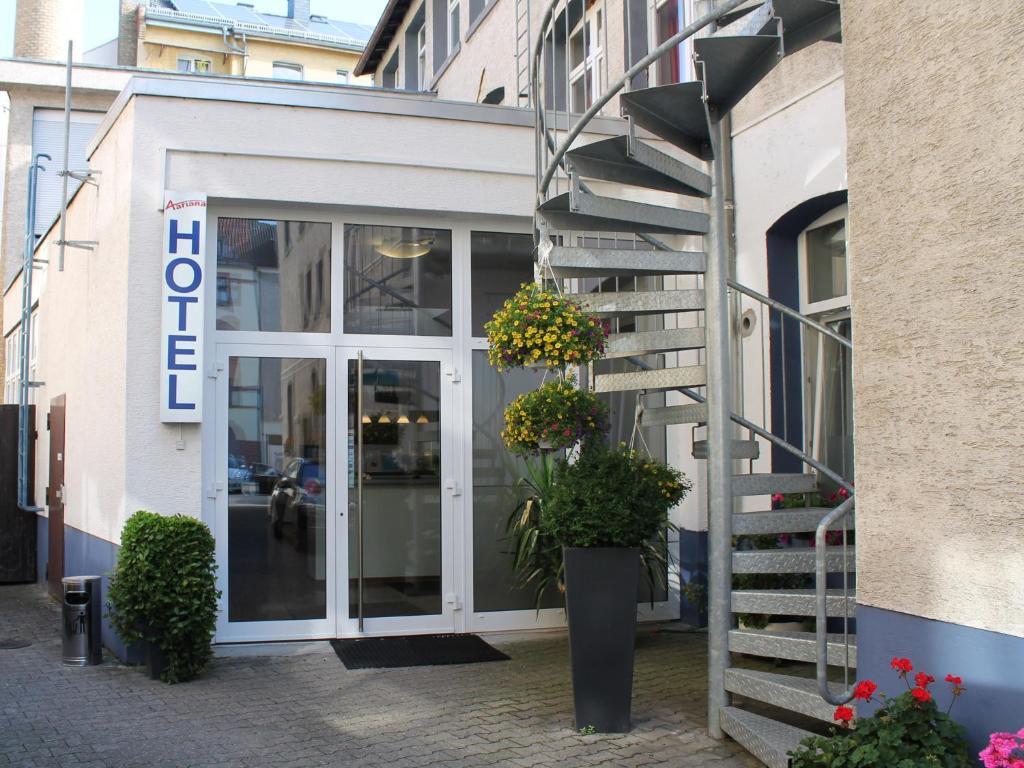 Aariana Hotel Offenbach, Germany