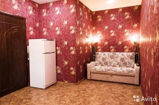 Гостиная зона в Ostrogozhskaya 79