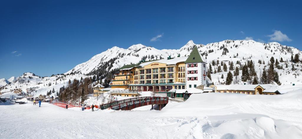 Hotel Romerhof Obertauern, Austria