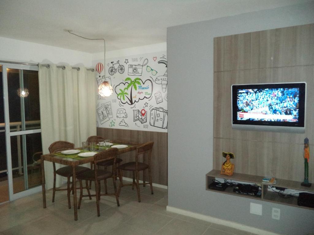 O lounge ou bar de JTR México Apartamento
