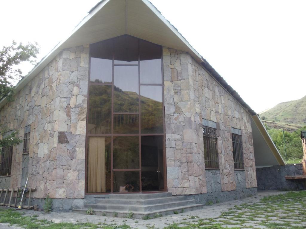 Фасад или вход в Hermonatun
