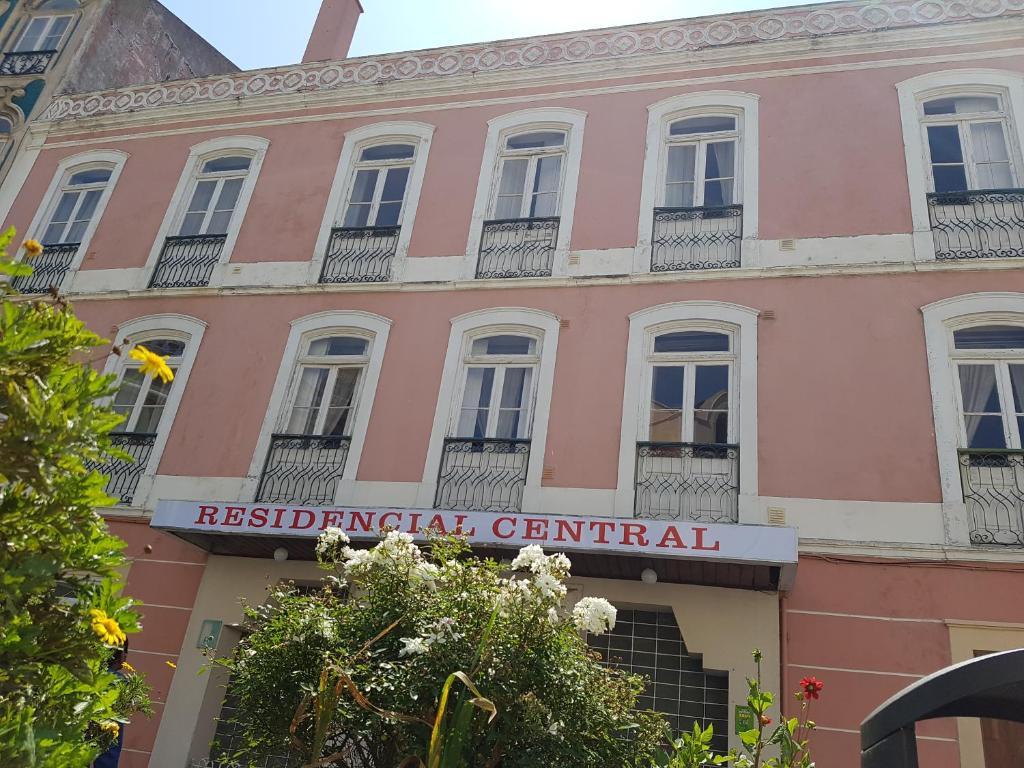 The facade or entrance of Residencial Central