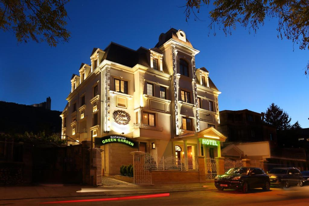 Green Palace Hotel Shumen, Bulgaria