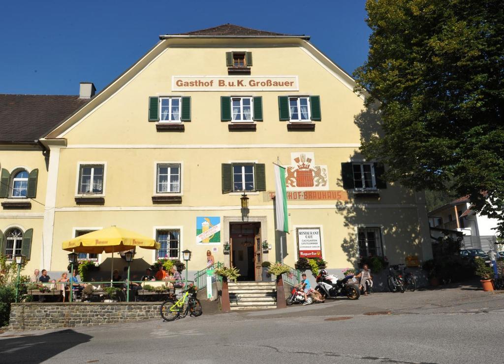 Gasthof Brauhaus Ubelbach, Austria