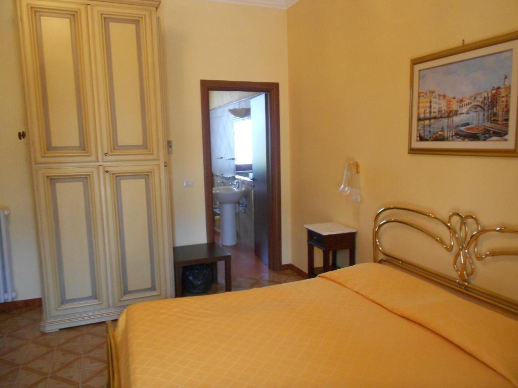 A room at B&B Villa Di Bartolomeo