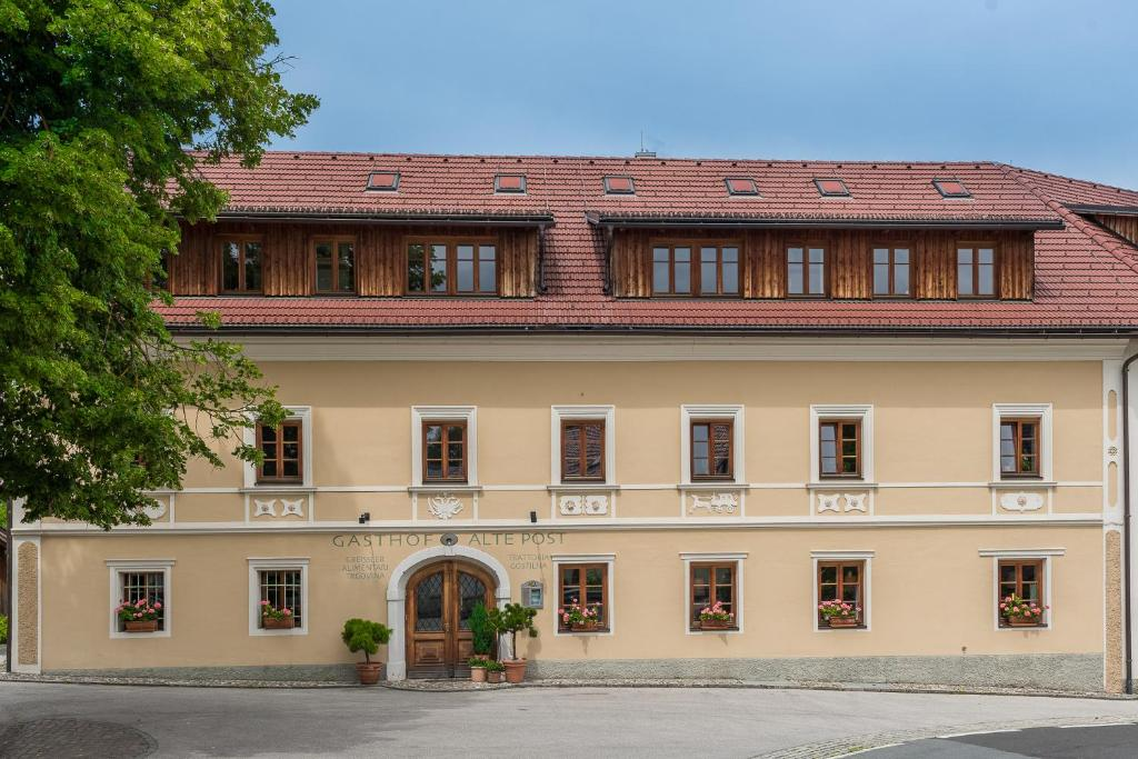 Alte Post Feistritz an der Gail, Austria
