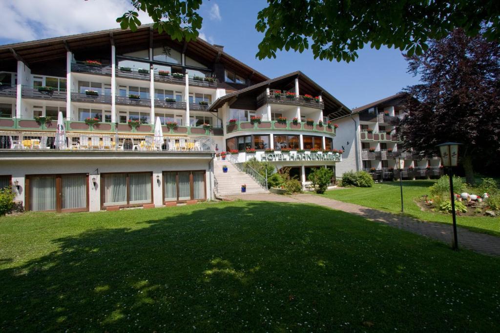 Hotel Hahnenkleer Hof Hahnenklee-Bockswiese, Germany