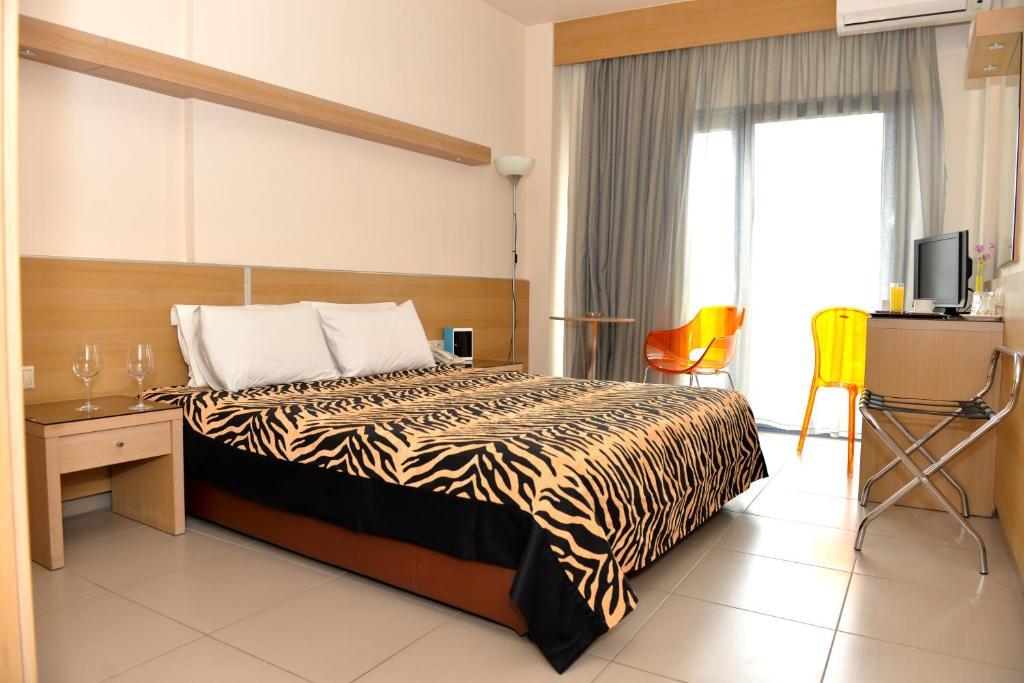 A room at Kyridis Hotel