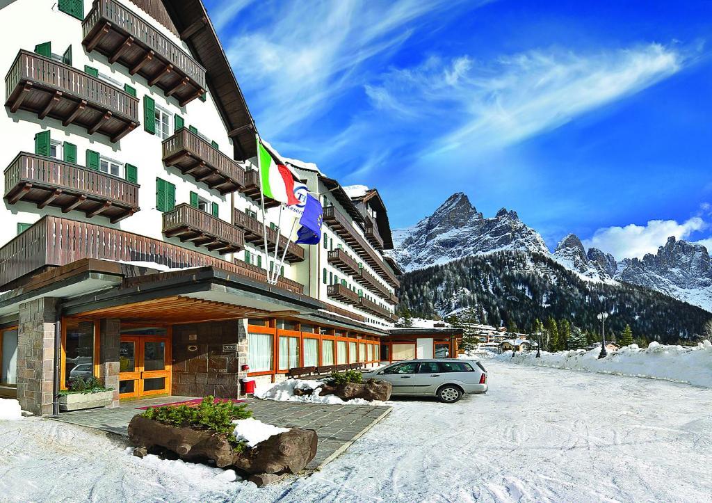 Hotel Majestic Dolomiti San Martino di Castrozza, Italy