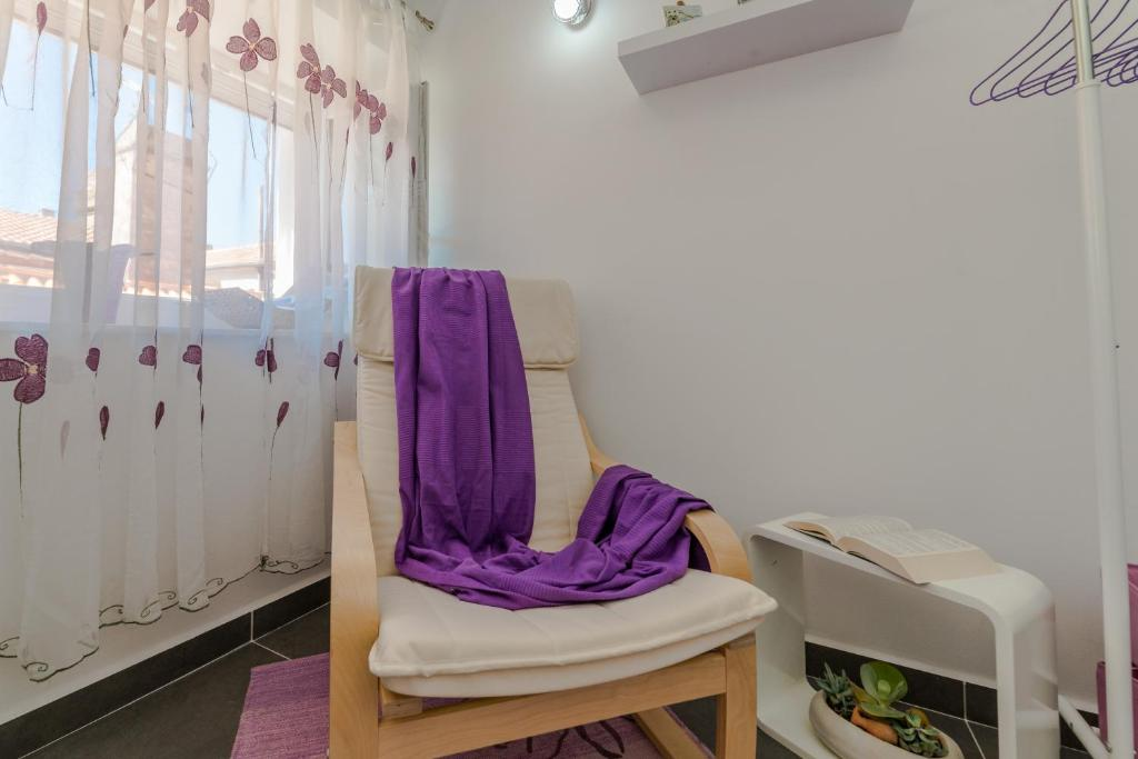 Spa and/or other wellness facilities at Apartment Luce Mala