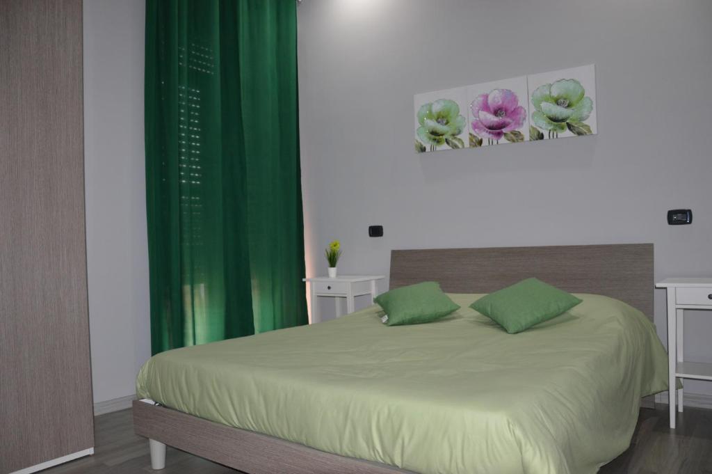 A room at Iris Inn