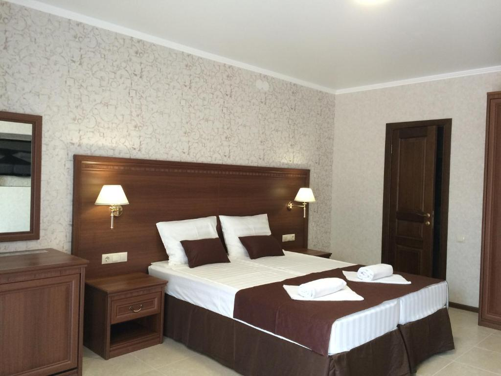 A room at Guest house Eurasia