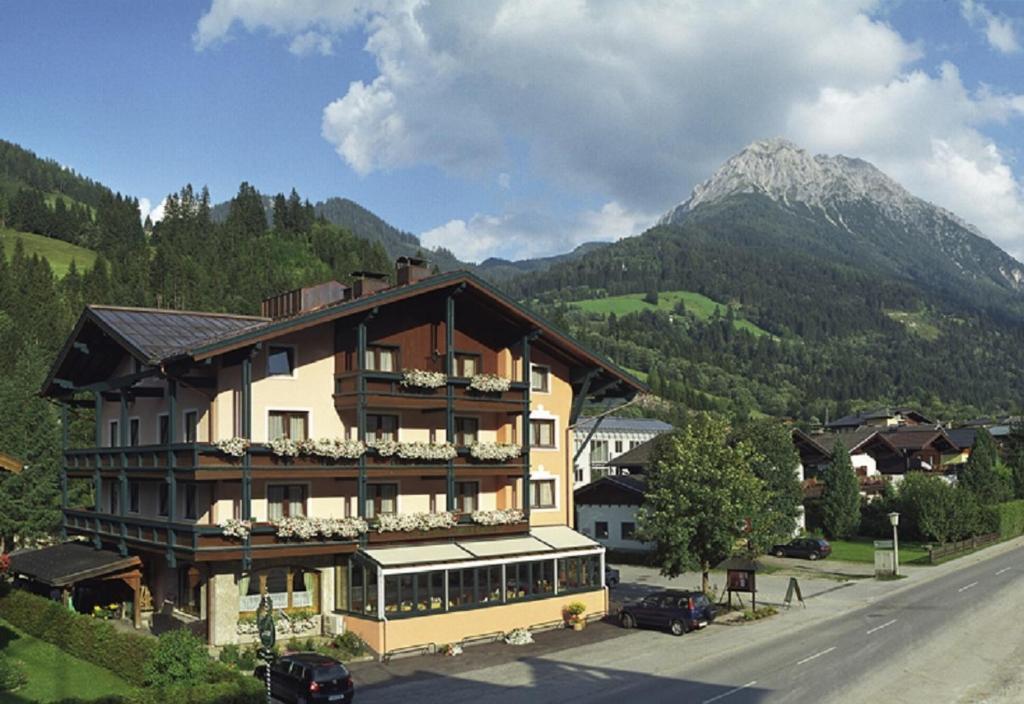Hotel Alpina Kleinarl, Austria