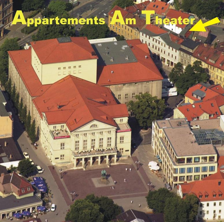 Appartements Am Theater - Laterooms