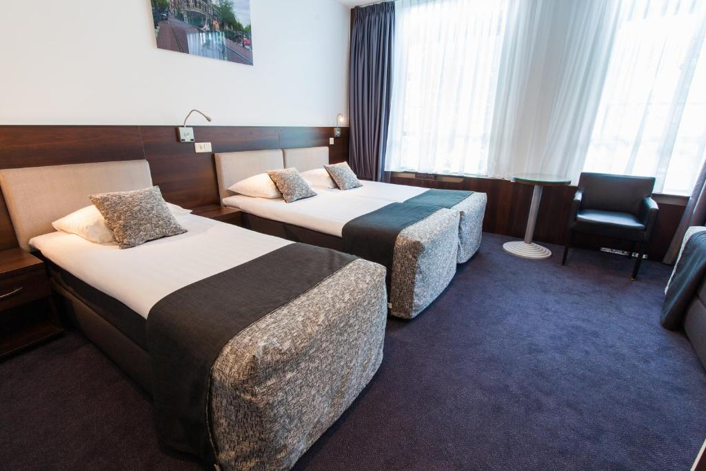 Hotel City Garden Amsterdam - Laterooms