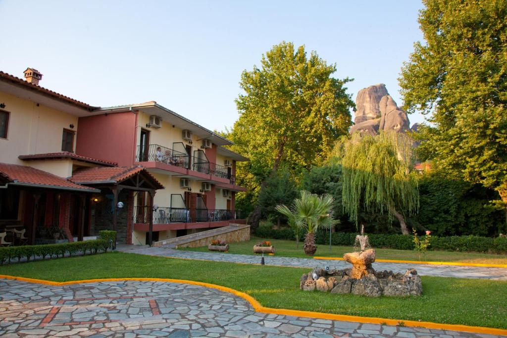 Spanias Hotel Kalabaka, Greece