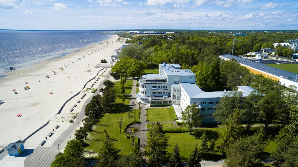 A bird's-eye view of Rannahotell