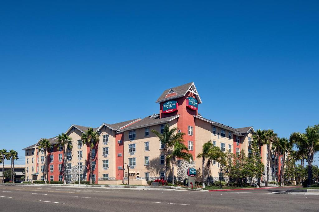 The TownePlace Suites Los Angeles LAX Manhattan Beach.
