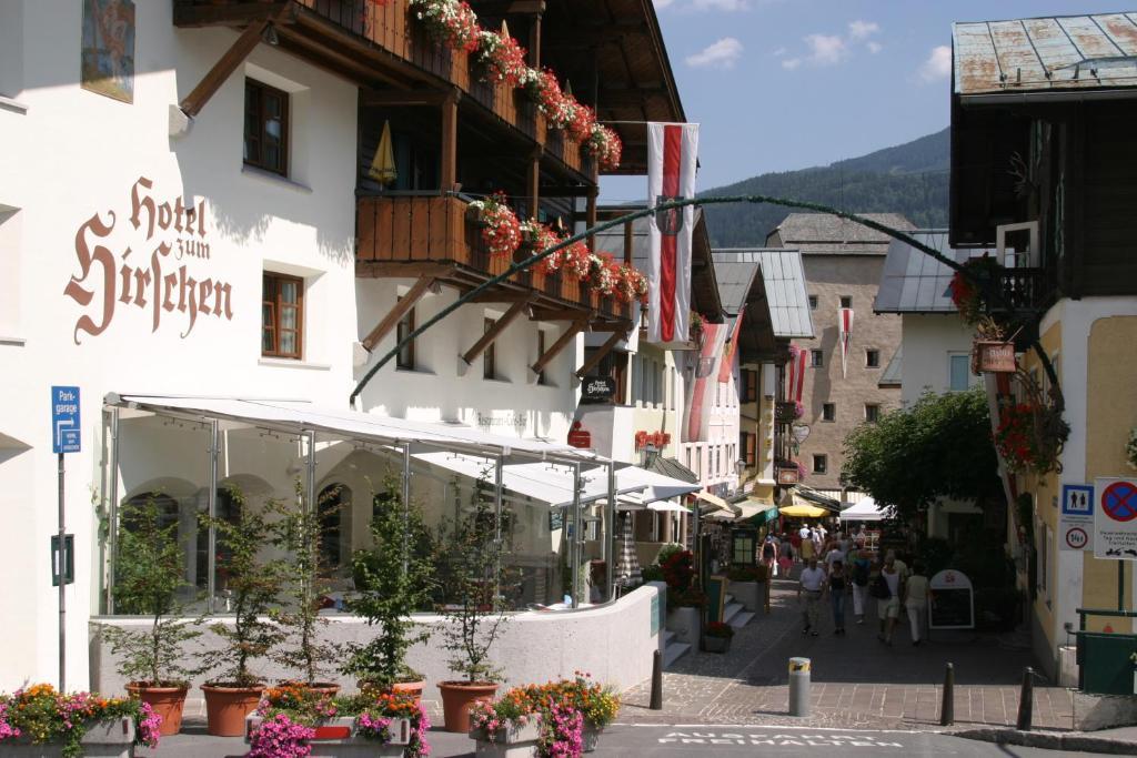 Hotel zum Hirschen Zell am See, Austria