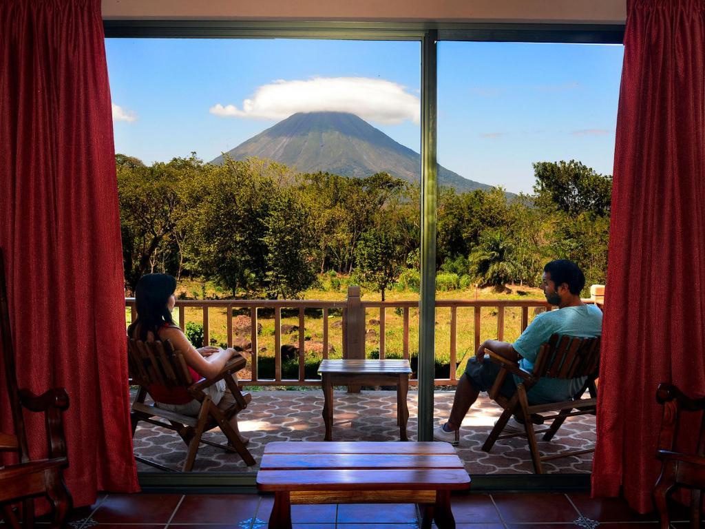 Guests staying at El Encanto Garden Hotel