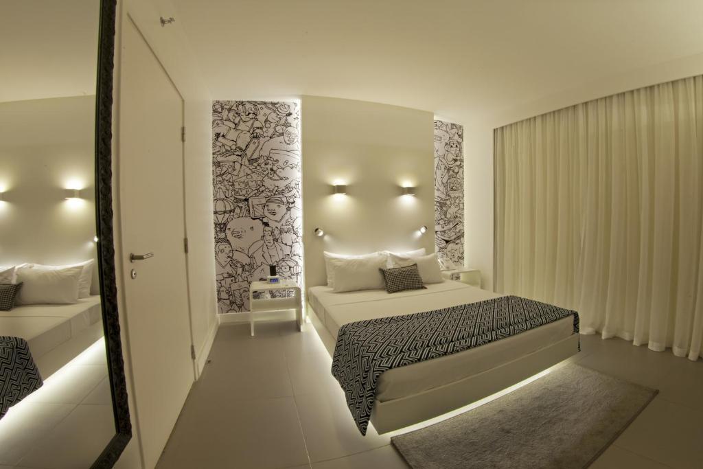 Um quarto em ibis Styles Boa Vista