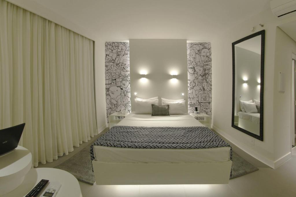 A room at ibis Styles Pouso Alegre
