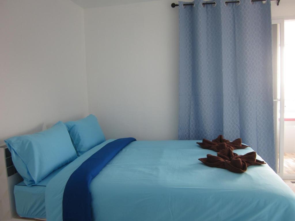 Ein Zimmer in der Unterkunft Toonja Kohlarn