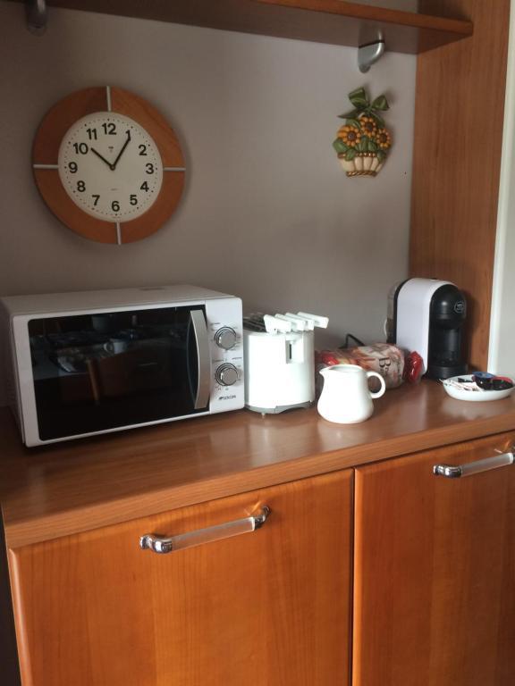 A kitchen or kitchenette at Belvedere 35