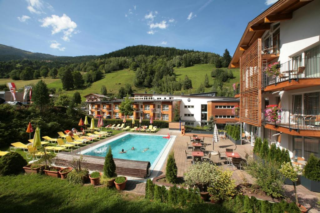 Hotel Der Waldhof Zell am See, Austria