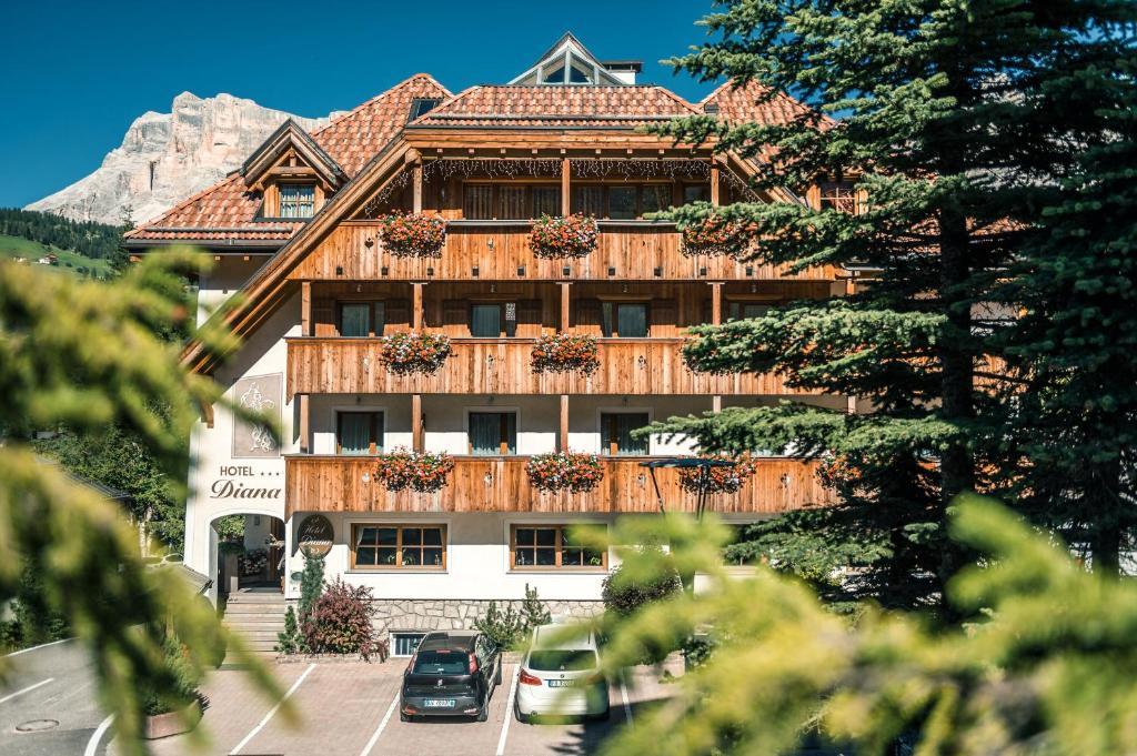 Hotel Diana La Villa, Italy