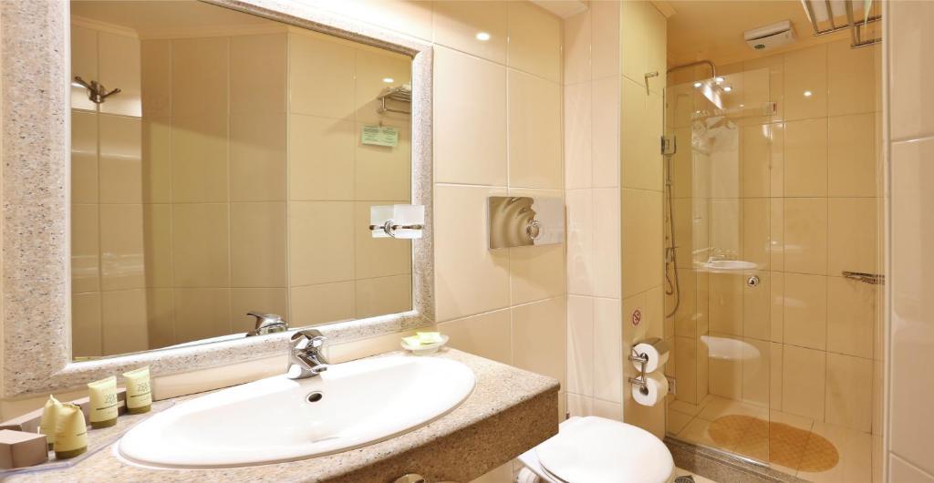 Ванная комната в Bella Venezia