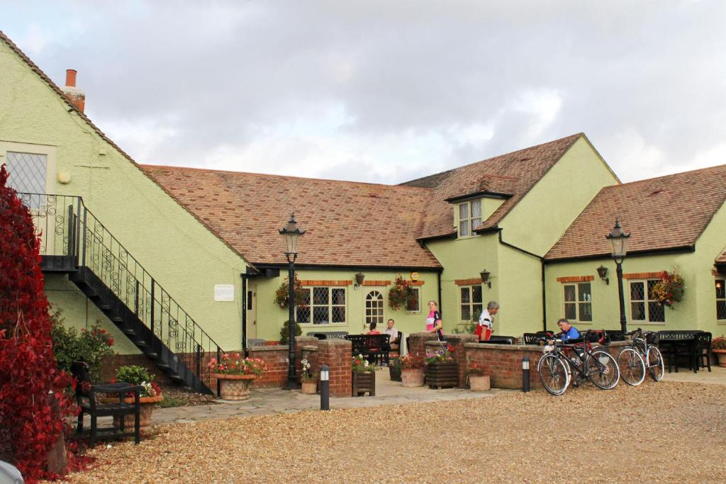 The Green Man Stanford in Southill, Bedfordshire, England