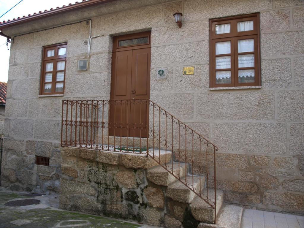 פטיו או אזור חיצוני אחר ב-Casa de RioBom