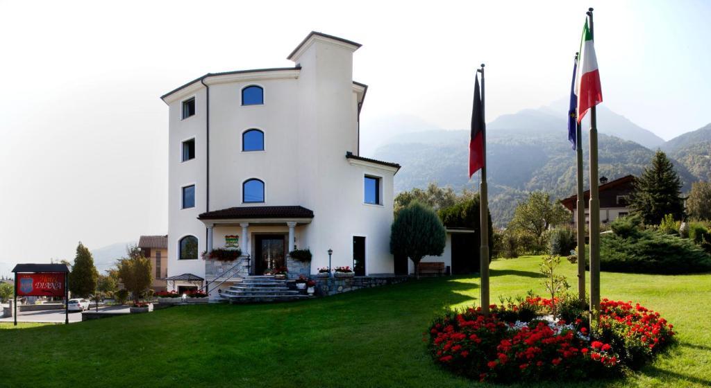 Hotel Diana Jardin et Spa Aosta, Italy