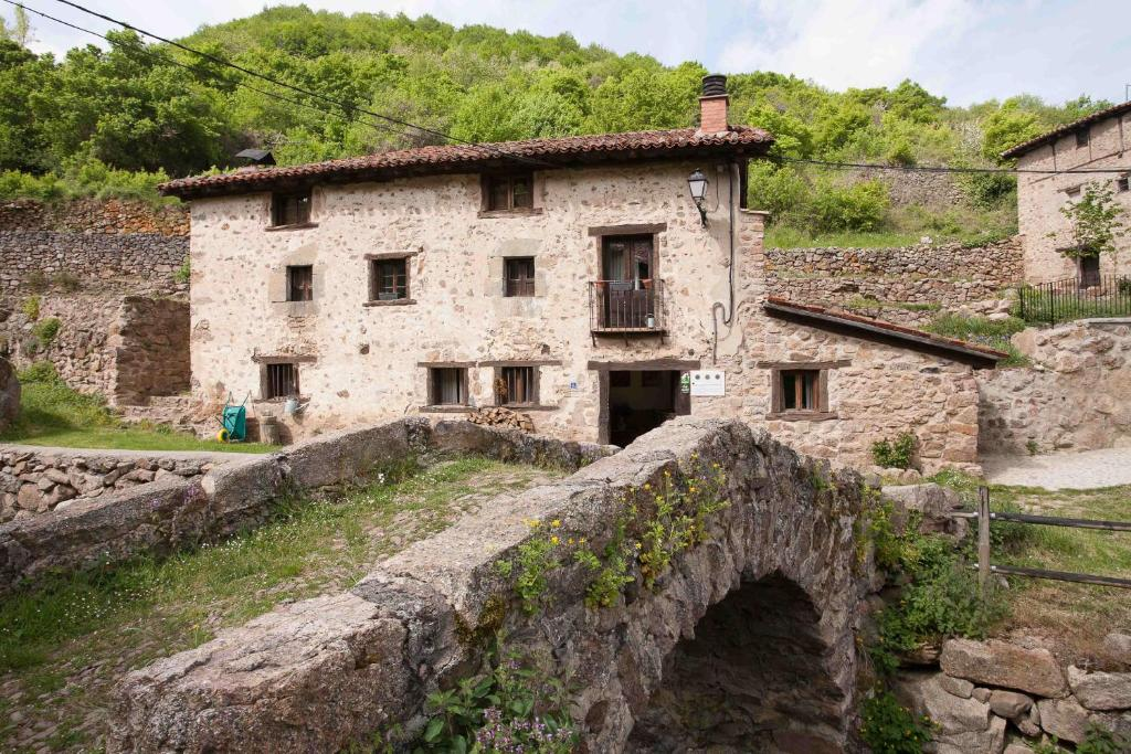 Fachada o entrada de Posada de Urreci