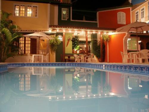 The swimming pool at or close to CanaVille Design Hotel
