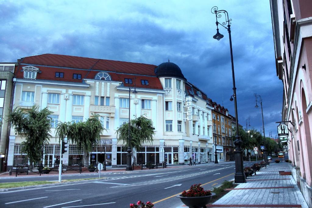Hotel Central Nagykanizsa, Hungary
