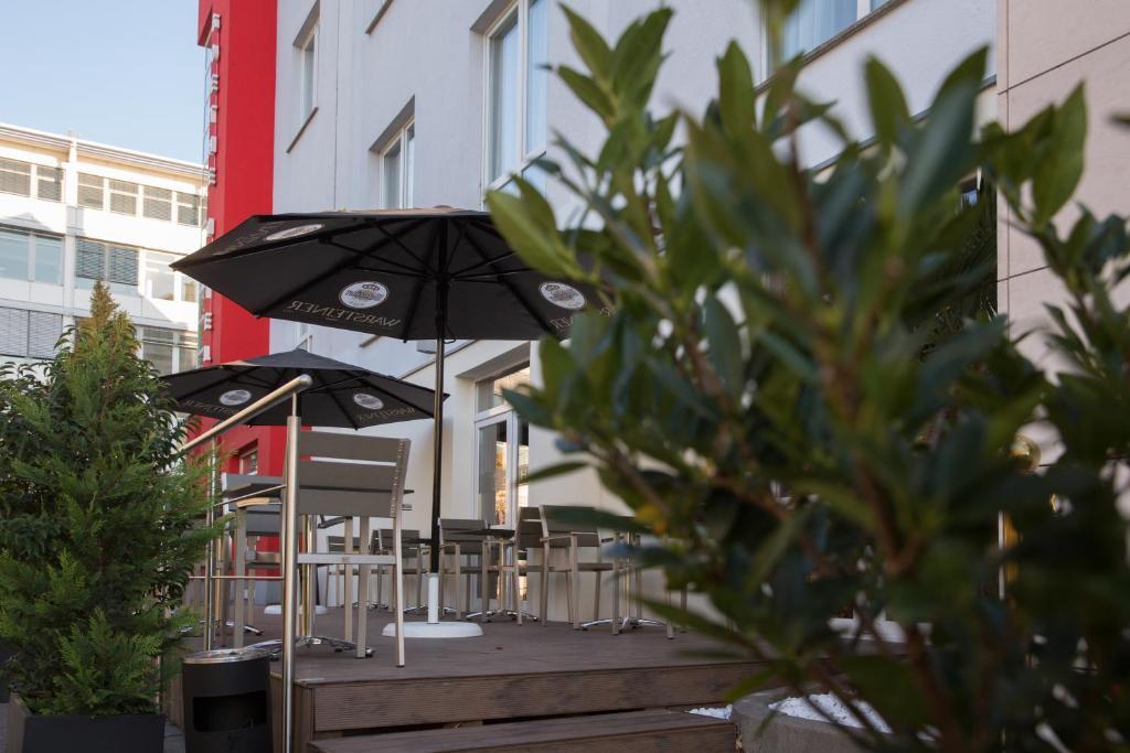 Goethe Hotel Messe by Trip Inn Frankfurt/Main, Germany