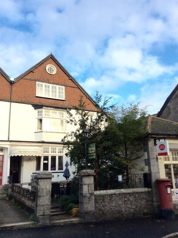The Old Post House in Moretonhampstead, Devon, England