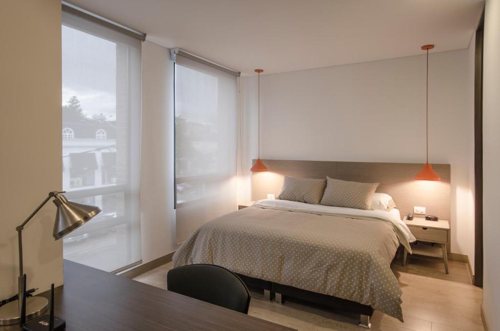 Una habitación en ZITU 106