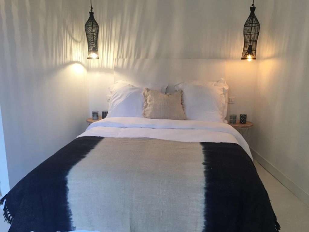A room at Le Lodi