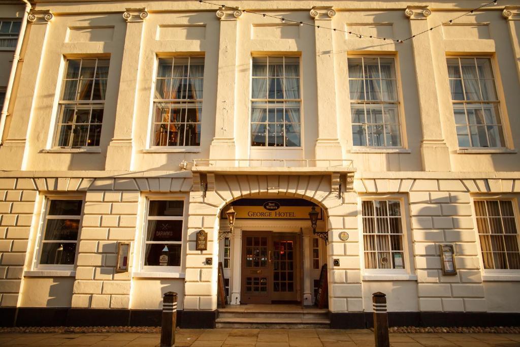 BEST WESTERN George Hotel - Laterooms