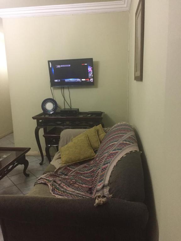 Zona de estar de Apartamento Joao Paulo II