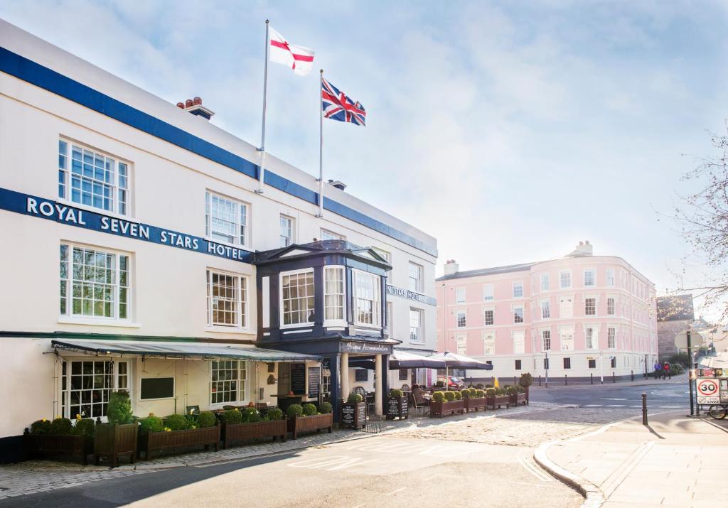Royal Seven Stars Hotel - Laterooms