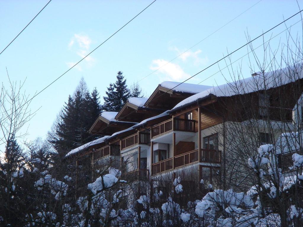 Appartement Alpenblick by Schladming-Appartements v zimě
