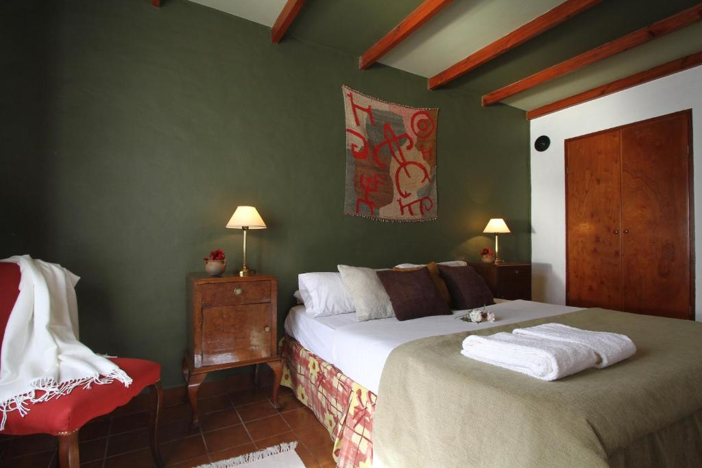 A room at Hostería Lunahuana