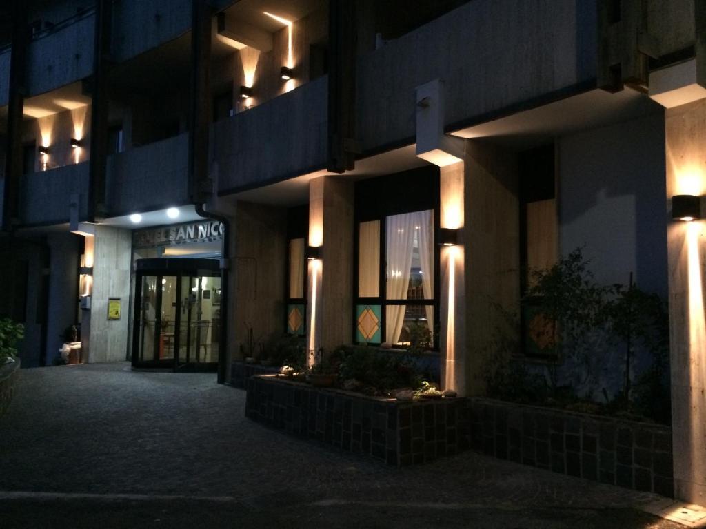 Hotel San Nicola Lagonegro, Italy
