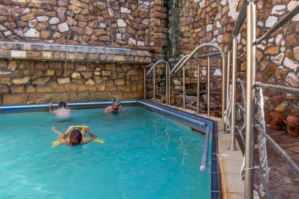 Πισίνα στο ή κοντά στο 9 Queens Spa Hotel